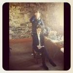 Irish Designers Shoot - Behind-the-scenes